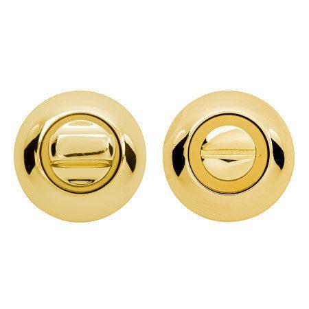 Фиксатор WC-0804 золото, круглый (9334)