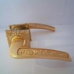 Ручка дверная Casa de Bronces 675 мат.золото
