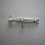 Задвижка ЗТ (Ц,Д,) полимер белый большой 12-140
