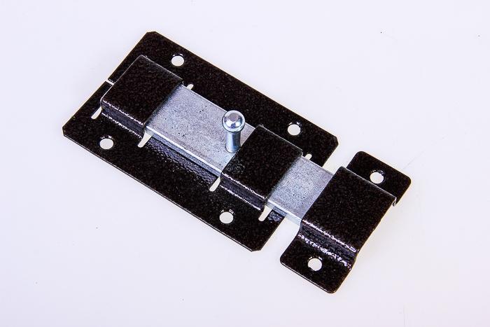 Задвижка дверная ЗД-02 (медь) (3867)
