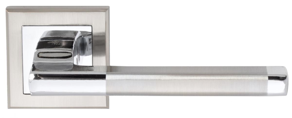Ручка раздельная Сириус 310 L никель-хром (9658)