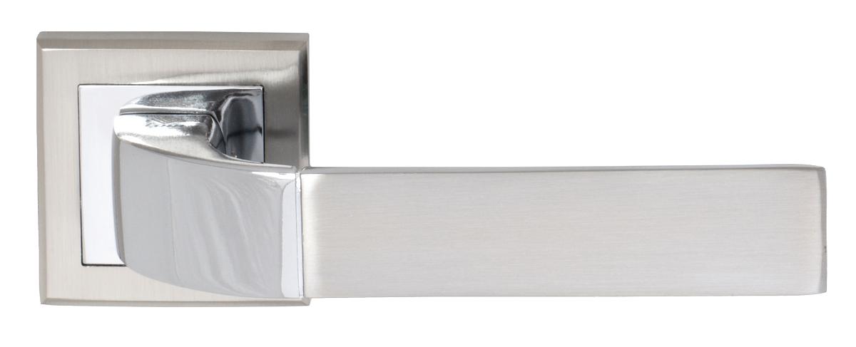 Ручка раздельная Сириус 340 L никель-хром (9661)