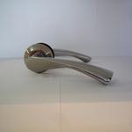 Ручки RICH DOOR 01 никель- хром