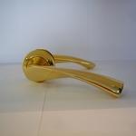 Ручки RICH DOOR 01  матовое золото-золото