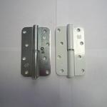 Петля ПН-110 цинк, белая,  левая, правая