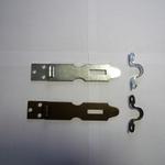 Накладка дверная НД 1 медь (8204) цинк, (8205)  ПЕРМЬ