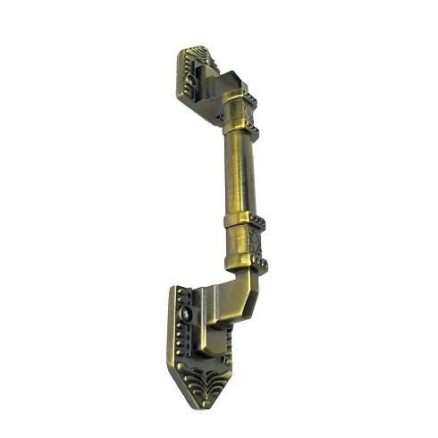 Ручка дверная (2043-160 мм) бронза (9890)