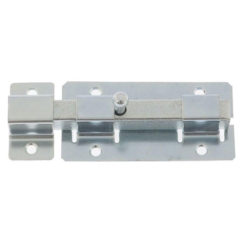 Задвижка дверная ЗД-06 (цинк) (9763)