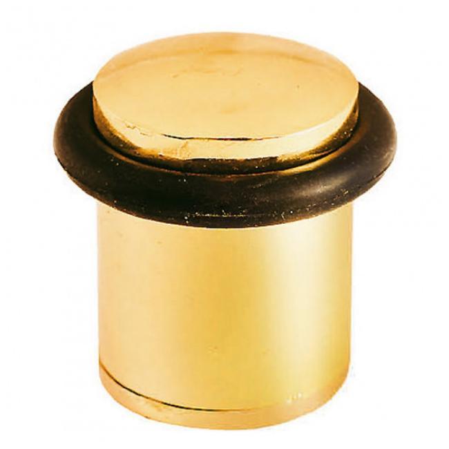 Ограничитель дверной КL-116 NO-2 золото (9203)