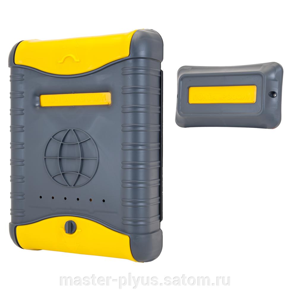 Ящик почтовый, пластиковый СТАНДАРТ внутренний (10051)