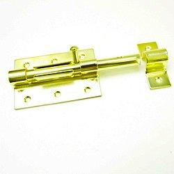 Шпингалет Apecs DB-02-100-золото (3911)
