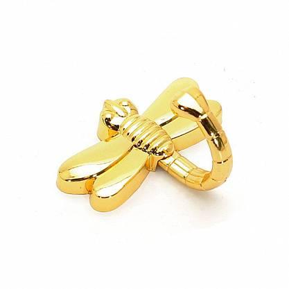 Крючок KL-202 (стрекоза средняя) золото (7806)