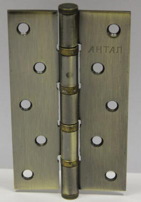 Петля универсальная Антал  5*3*2,5 4ВВ бронза (9534)