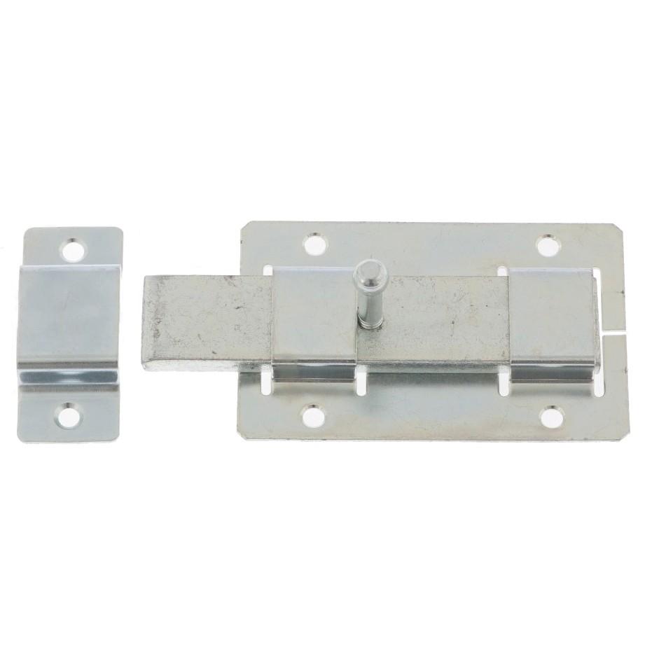 Задвижка дверная ЗД-02 (цинк) (9761)